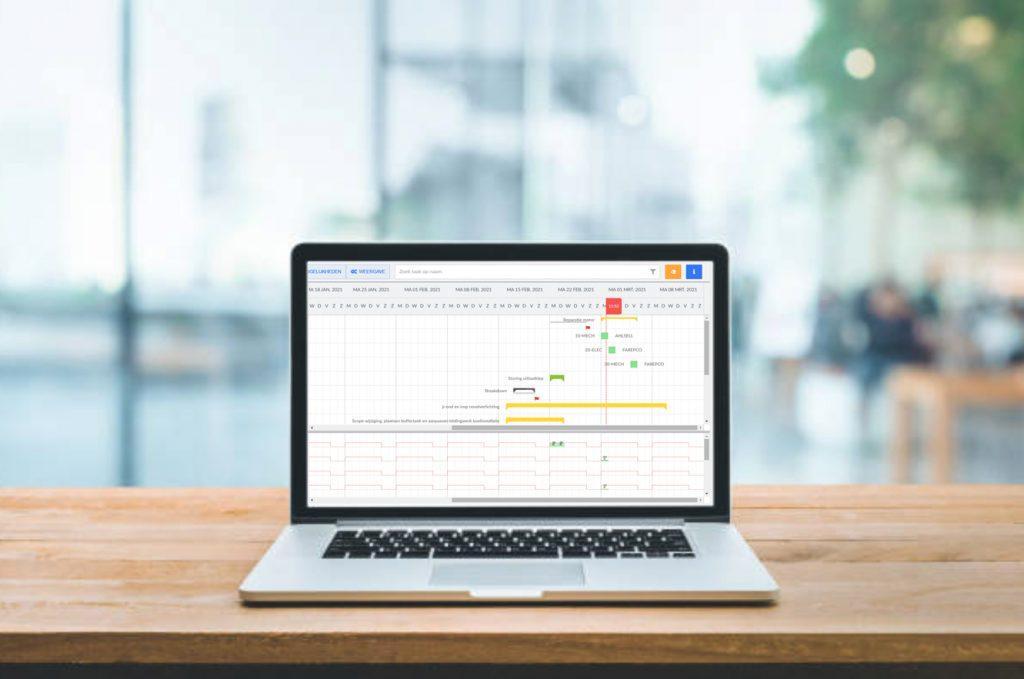 Nieuwe versie Spectades Planning & Scheduling Suite live